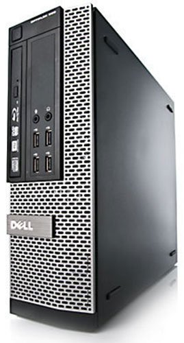 Dell OptiPlex 9020 SFF 4th Gen Quad Core i5-4570 8GB 120GB SSD WiFi Windows 10 Professional Desktop PC Computer (Renewed) from Dell