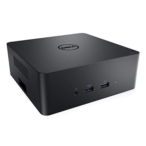 Dell Dual USB-C Thunderbolt Dock TB18DC - Docking Station from Dell