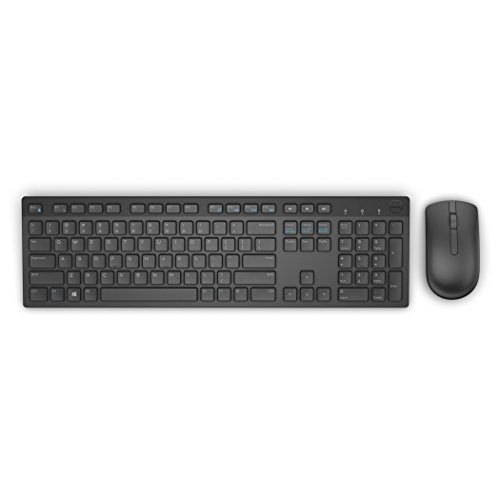 Dell Wireless Keyboard and Mouse- KM636 (black) from Dell