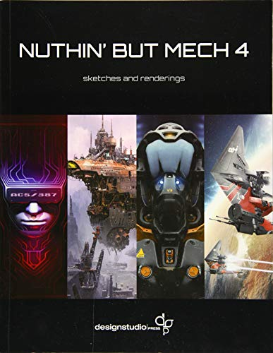 Nuthin' But Mech 4 from Design Studio Press