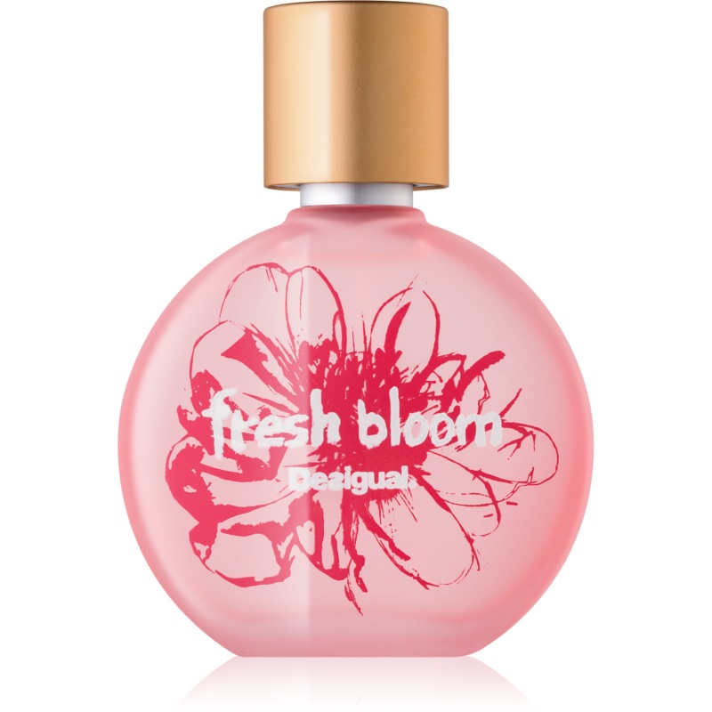 Desigual Fresh Bloom Eau de Toilette for Women 50 ml from Desigual