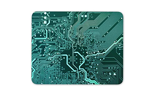 Printed Circuit Boards Electronics Mouse Mat Pad - Cool Fun Computer Gift #16893 from Destination Vinyl Ltd
