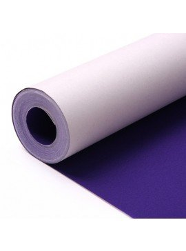 Poster Paper Rolls - 76cm x 10m - Non Toxic Display Paper - 28 Colours Choices (Purple - Poster Paper Roll) from Diamante Crafts