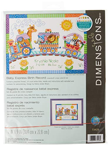 DIMENSIONS 73428 B/REC Baby Express, Various, Оnе Расk from DIMENSIONS