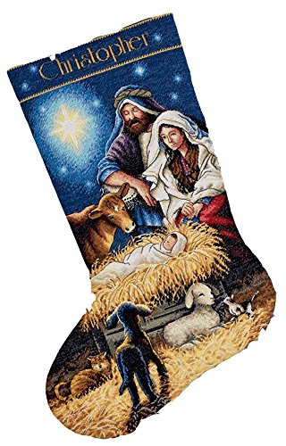 DIMENSIONS 70-08838 HOLY Night, Gold from DIMENSIONS