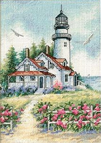DIMENSIONS 65057 Scenic Lighthouse from DIMENSIONS