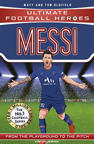 Messi (Ultimate Football Heroes) - Collect Them All! from John Blake Publishing Ltd