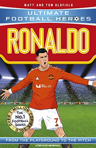 Ronaldo (Ultimate Football Heroes) - Collect Them All! from John Blake Publishing Ltd