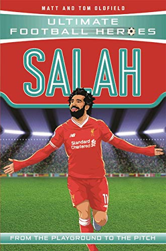Salah (Ultimate Football Heroes)  - Collect Them All! from Dino Books