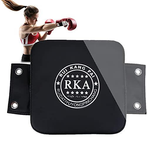 Dioche Training Wall Sandbag, Boxing Fighter Fitness Wall Punch Bag Training Square Focus Target Soft Pad from Dioche