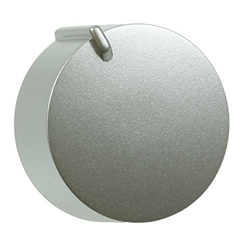 Diplomat ADP4550 ADP4810 Oven Cooker Control Knob (Silver) from Diplomat