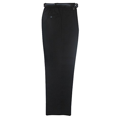 Extra Sturdy School Trousers art no 7040 (L (32/34), BLACK) from Direct Schoolwear