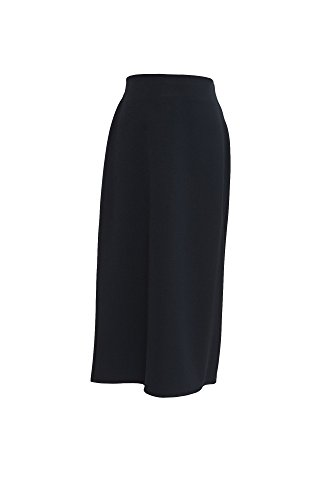 Girls Maxi Length School Skirt (15/16y, Navy) from Direct Schoolwear