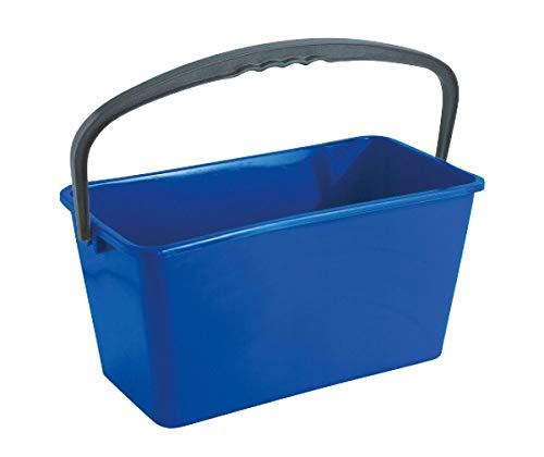 Discounted Cleaning Supplies Economy Windows Cleaners Utility Bucket, Blue, 12 L from Discounted Cleaning Supplies