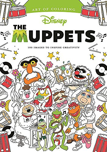 Art of Coloring: Muppets from DISNEY EDITIONS