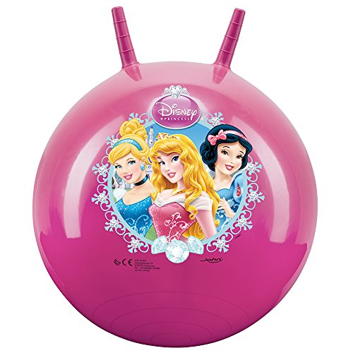 Smoby 59538 Disney Princess Hopper Ball, Pink from Smoby
