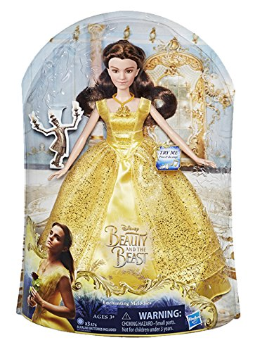 Disney Princess Beauty and the Beast Enchanting Melodies Belle from Disney Princess