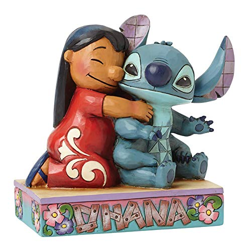 Disney Traditions Lilo and Stitch Figurine from Disney