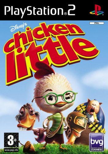 Chicken Little (PS2) from Disney