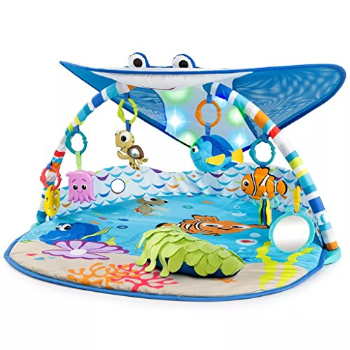 Disney Baby Mr. Ray Ocean Lights Activity Gym & Play Mat from Disney
