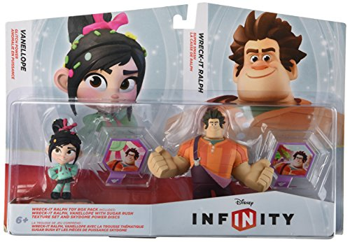 Disney Infinity Toy Box Set-Wreck from Disney