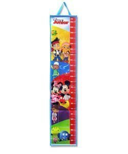 Disney Junior Height Chart from Disney