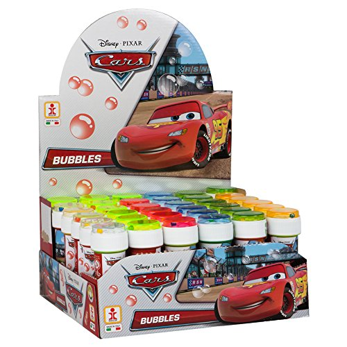 Disney Pixar Cars Standard Bubbles Full Display from Disney