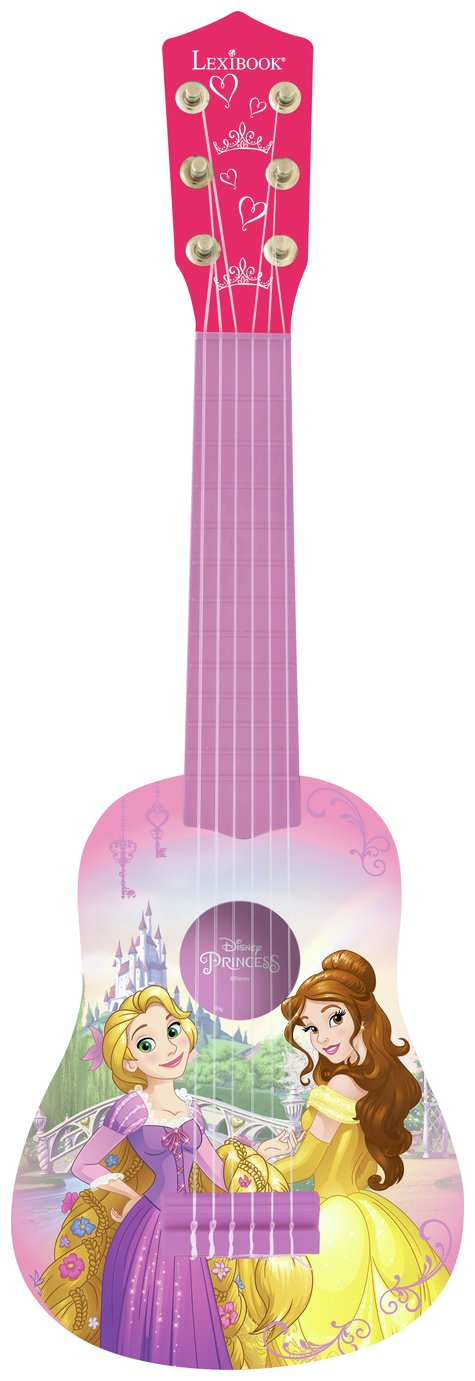 Lexibook Disney Princess 21 Inch My First Acoustic Guitar from Disney