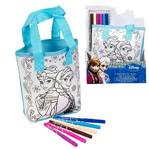 Sambro Frozen Colour Your Own Totebag from Disney