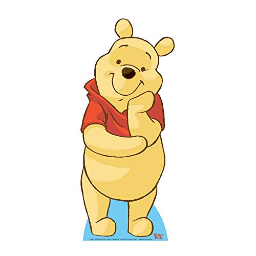 Star Cutouts SC376 Winnie the Pooh Standee Cardboard Cut Out from Disney
