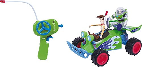 Toy Story Radio Controlled Car (Buzz & Woody) from Disney