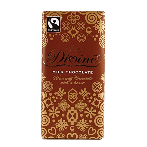 Divine | Milk Chocolate | 3 x 40g from Divine