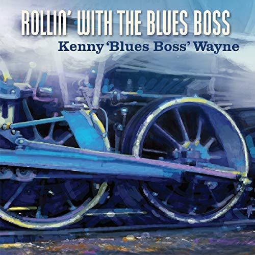 Rollin' With The Blues Boss from Dixiefrog