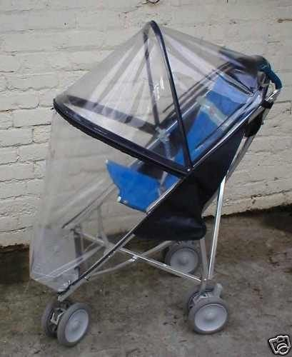 DOABILITY DOBUGGY SPECIAL NEEDS PUSHCHAIR RAINCOVER (CLEAR-PVC) from DoBuggy