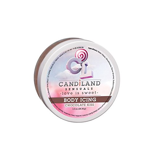 Doc Johnson CandiLand Sensuals Body Icing, Chocolate Kiss from Doc Johnson