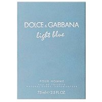 Dolce & Gabbana Light Blue for Men EDT 75ml spray from Dolce & Gabbana