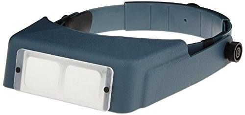 Donegan Optical OptiVISOR LX Binocular Magnifier-Lensplate #7 Magnifies 2.75x At 6-inch, Other, Multicoloured from Donegan Optical