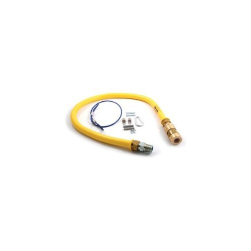 "Dormont 3/4"" M x F x 1000mm Catering Gas Hose from Dormont"