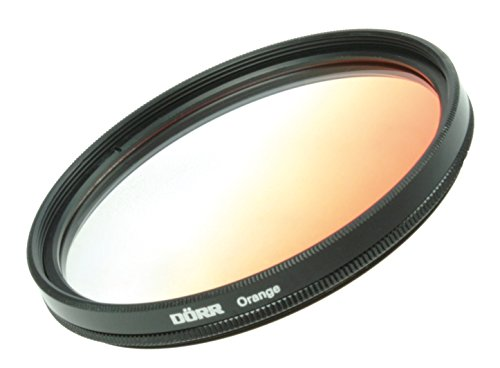 Dorr 77mm Orange Graduated Color Filter from Dorr