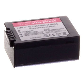 Dorr DMW-BMB9/BMB9E/BMB9GK Panasonic Type Lithium Ion Battery from Dorr