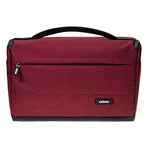 Dorr Large Motion System Photo Bag - Red from Dorr