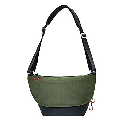 Dorr Large Urban Shoulder Photo Bag - Green from Dorr