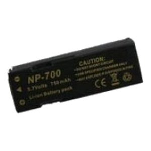 Dorr NP-40 Lithium Ion Type Battery for Casio from Dorr