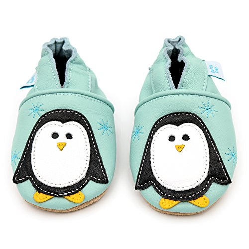 c50a6ccc682 Dotty Fish Soft Leather Baby Shoes. Toddler Shoes. Non Slip Suede Soles.  Cute