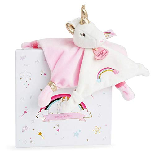 Doudou et Compagnie Cuddly Toy Unicorn from Doudou et Compagnie