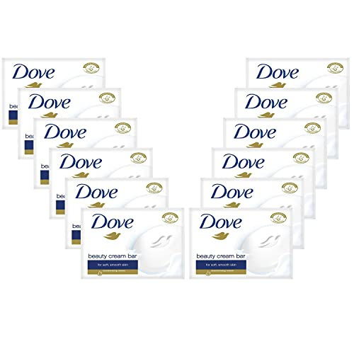 Dove Beauty Cream Bar 100g (12 Bars in Total) from Dove