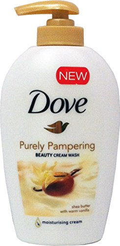 Where Shea Butter Liquid Soap 250 ml from Dove