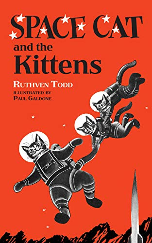 Space Cat and the Kittens from Dover Publications Inc.