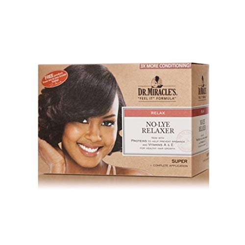 Dr. Miracles Relaxer No-Lye Super Kit from Dr Miracle