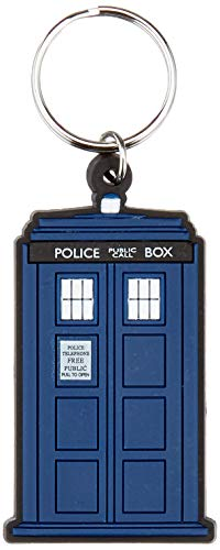 Doctor Who TARDIS Keyring from Pyramid International